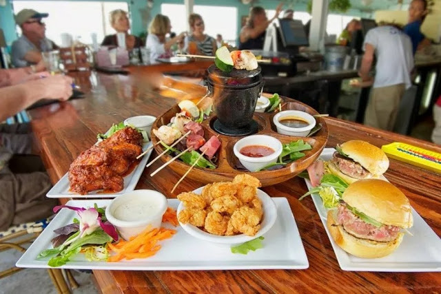 Restaurantes en Key West