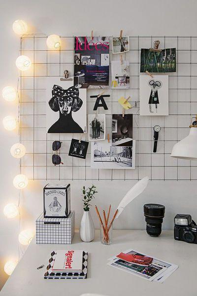 Rejillas gigantes para destacar tus paredes
