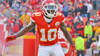 Tyreek Hill Fantasy Football
