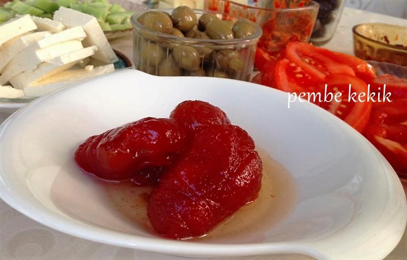domates tatlısı