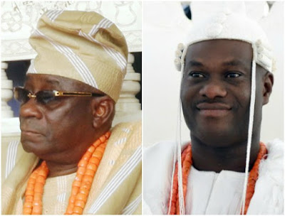Ooni's Palace Blows Hot, Promises Repercussion Against Oba of Lagos