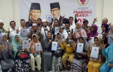 Lelah Di-PHP Jokowi, Honorer Bergerak Deklarasikan Relawan Ganti Presiden