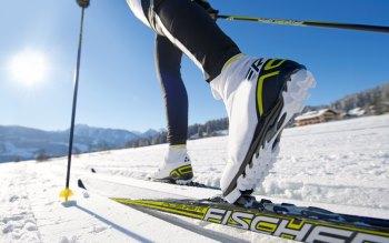 Wallpaper: Ski