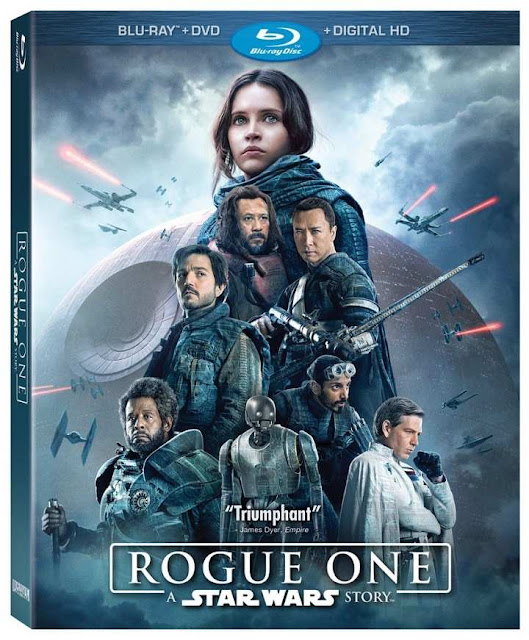 Blu-ray de Rogue One: A Star Wars Story