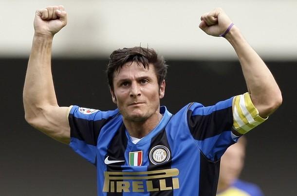 Javier Zanetti Photos,Biography And Profile