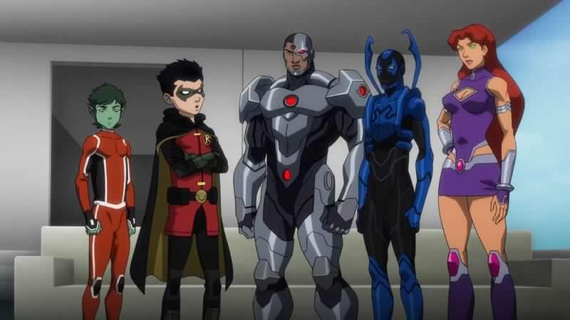 Teen Titans: The Judas Contract Film  Official Teaser Trailer.