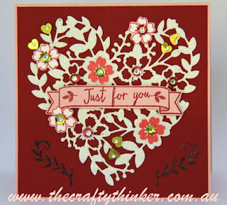SU, Large Numbers Framelits, Bloomin' Love Bundle