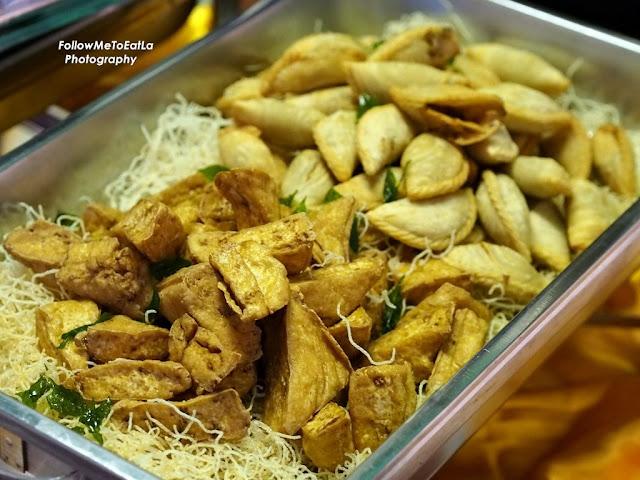 Fried Tofu & Puffs