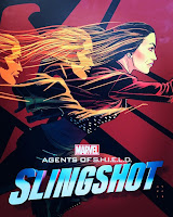 Serie Agents of SHIELD Slingshot 1X01