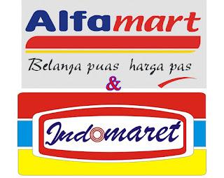 Siapa Pemilik Alfamart dan Indomart