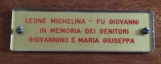 A dedication to my relative, Michelina Leone.