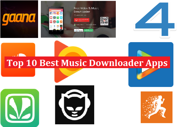 Best Music Downloader Apps