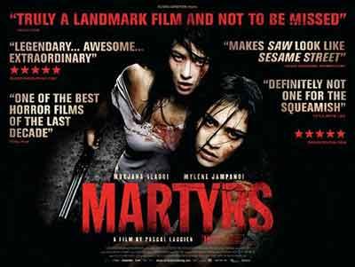 Martyrs una excelente película de Pascal Laugier