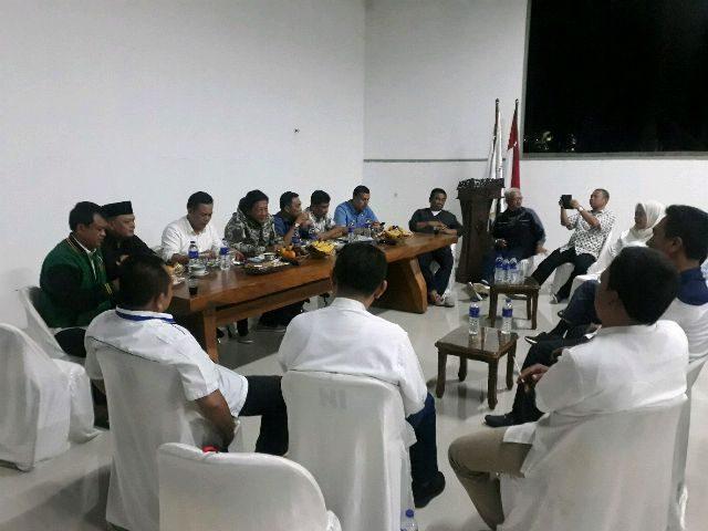 Seluruh Partai Pengusung Ridho - Bachtiar Jilid II Siap Menangkan Pilgub Kembali