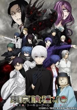 Tokyo Ghoul:re 2nd Season – Online