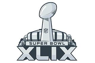 Super Bowl o Super Tazón numero 49 XLIX LOGO