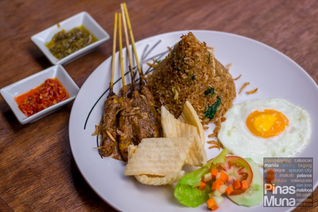 Authentic indonesian cuisine at restoran garuda makati for Authentic indonesian cuisine