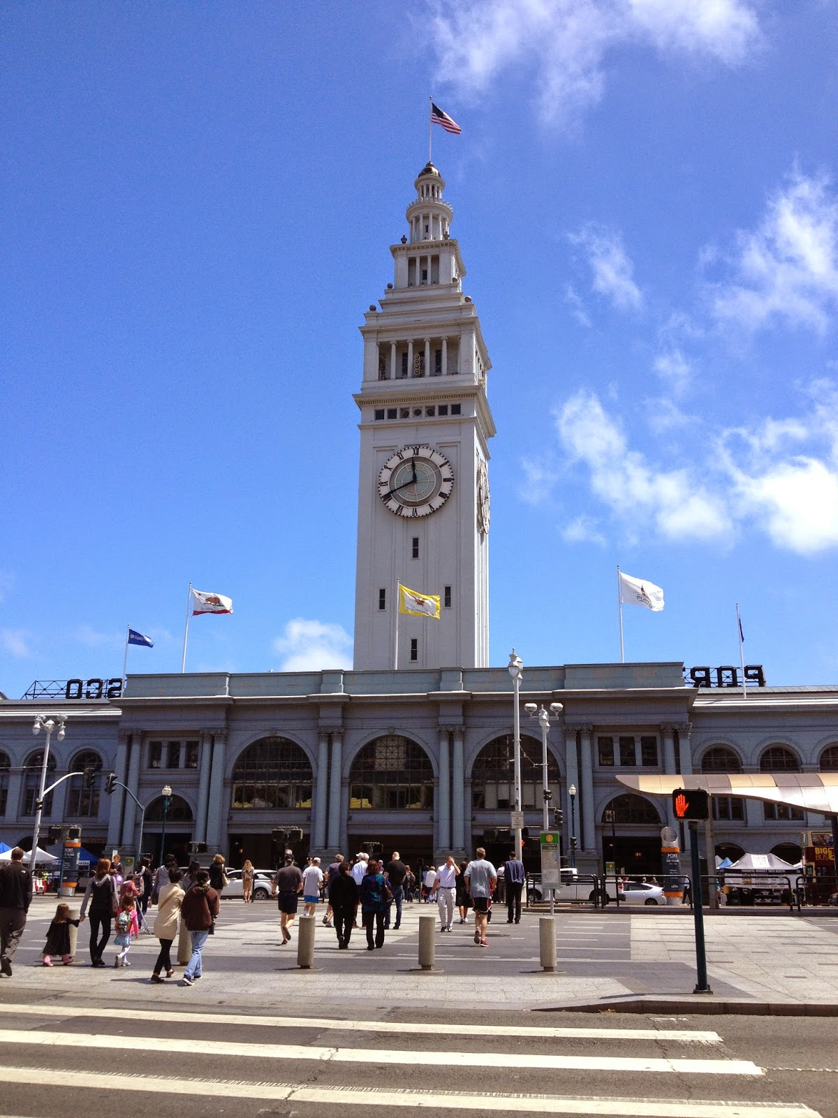 Ocean Views & Slippery Eats at the San Francisco Ferry Building