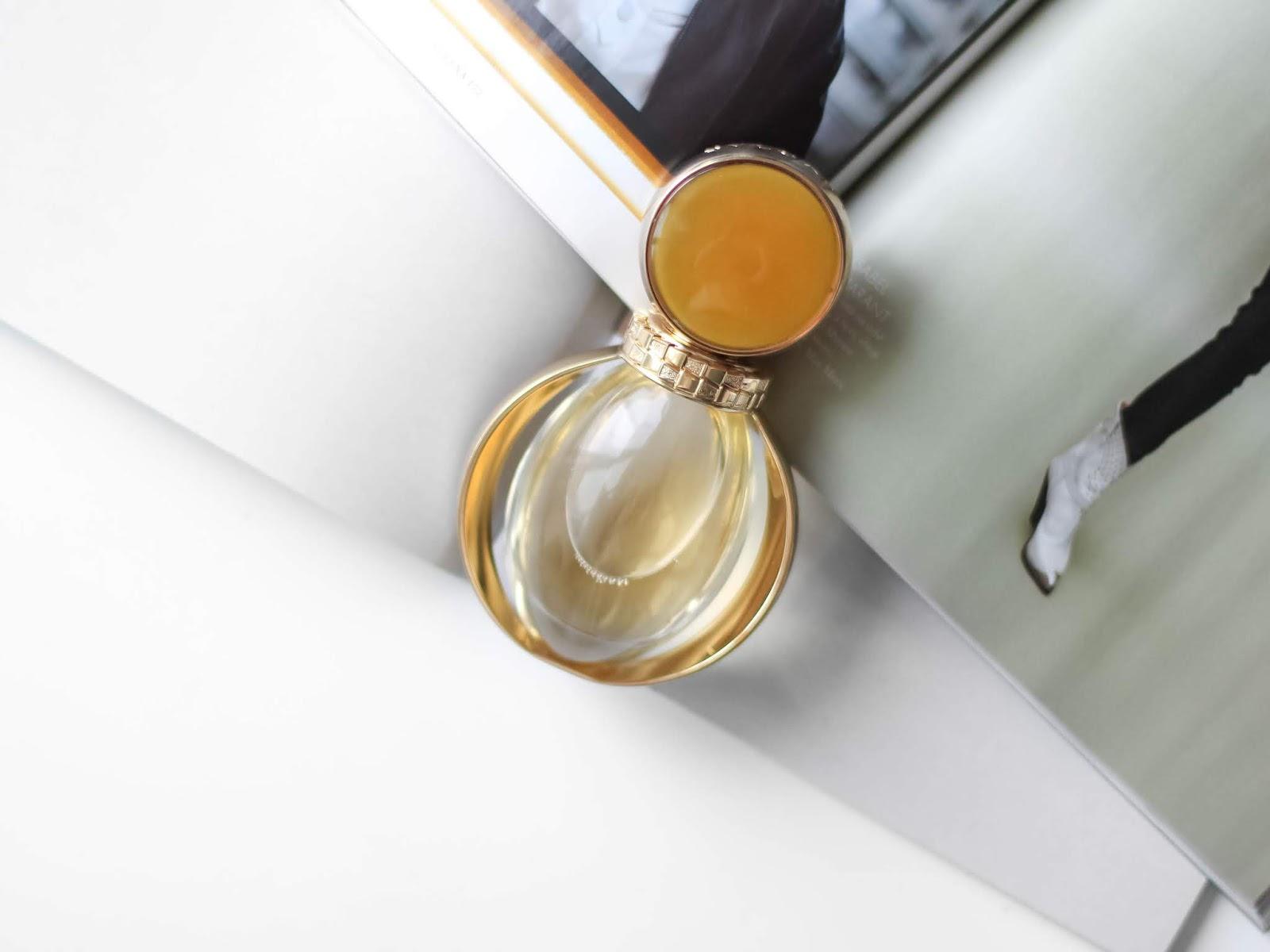 parfém bvlgari Goldea