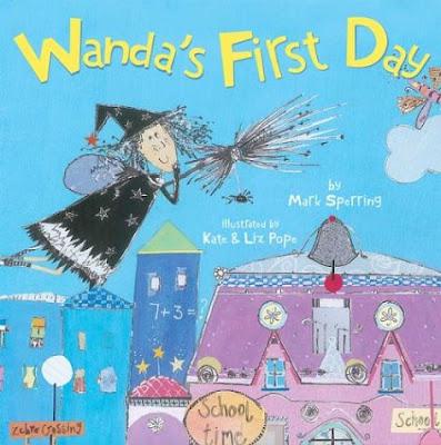 Recopilación libros infantiles inicio colegio o guardería: wanda's first day