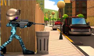 Stickman Sniper Squad 2017 + MOD