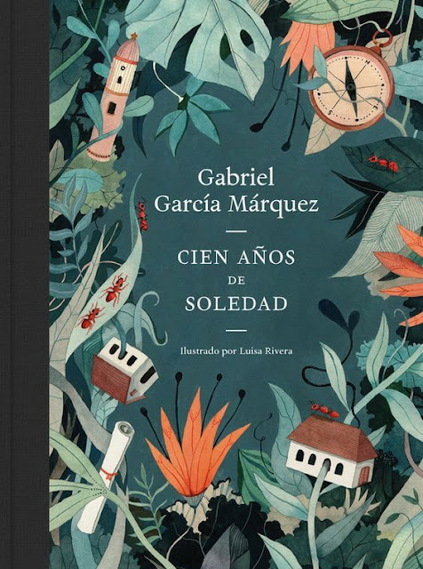 Novela ilustrada Cien años de soledad