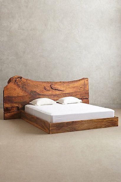 tempat tidur kayu minimalis atau dipan kayu minimalis