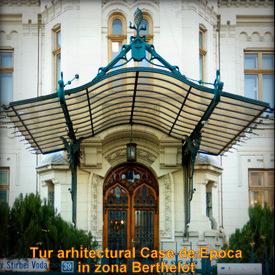Primul tur arhitectural prin Bucuresti