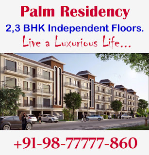 PALM RESIDENCY – 2BHK, 3BHK Floors Mullanpur New Chandigarh