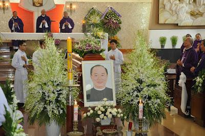 GP Bà Rịa: Thánh lễ an táng Cha Cố Phêrô Nguyễn Văn Giản - Ảnh minh hoạ 35