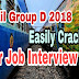 Top Tips to Easily Crack Railway Group D Exam 2018