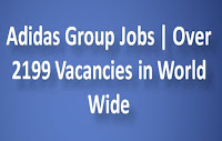 Adidas Group Jobs Over 2199 Vacancies in World Wide