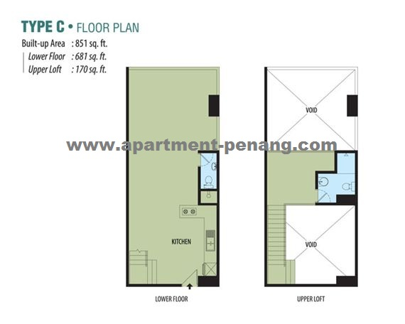 Sunrise @ Gurney | Apartment-Penang.com