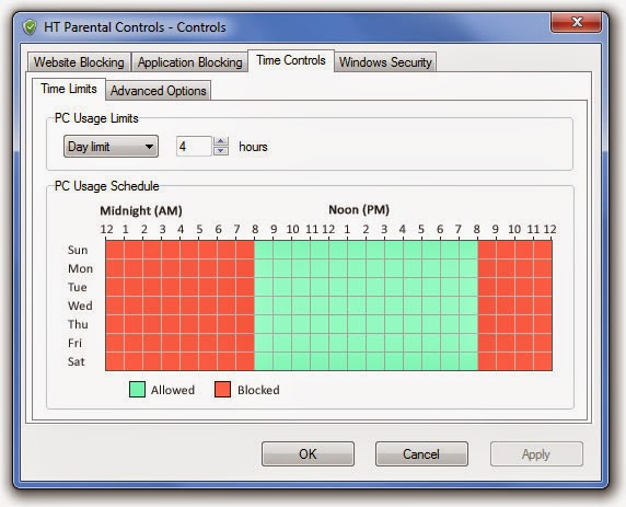 ht parental controls keygen download