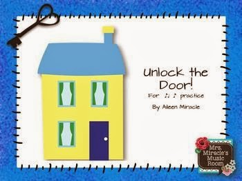 http://www.teacherspayteachers.com/Product/Unlock-the-Door-Syncopa-1041152