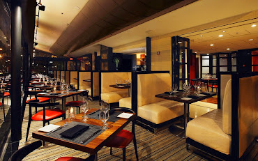 small restaurant design ideas in minimalist interior kaper design - Small Restaurant Design Ideas