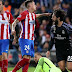 Cuplikan Gol Atletico Madrid vs Real Madrid Skor 2-1