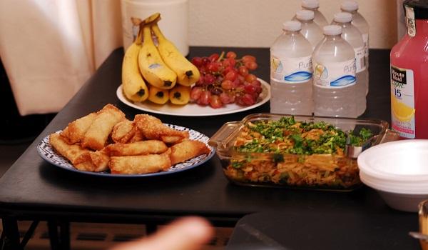 Kriteria makanan Sehat untuk Sahur agar tetap sehat selama menjalankan Ibadah Puasa.