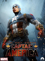 Download Captain America: The First Avenger (2011) CAM 450MB Ganool [ENGLISH]