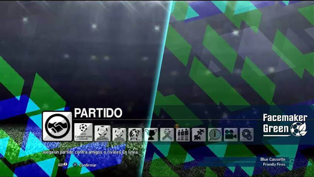 Backgrounds PES 2018 for PES 2013