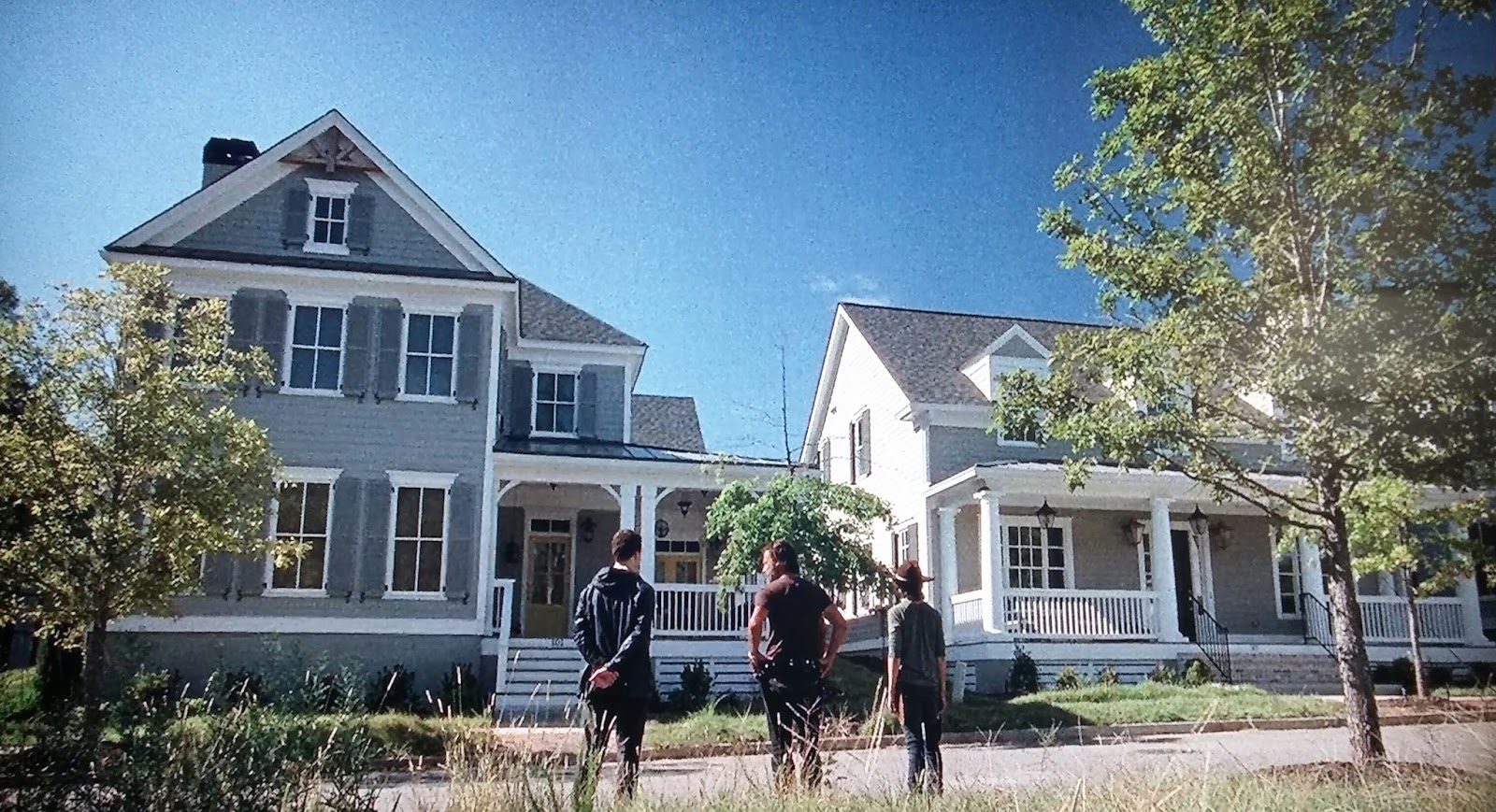 Rehab addict 1904 mansion -  The Walking Dead Is Currently One Of Television S Biggest Shows On A Business Trip This Week I Was Able To Find The Town Used As The Fictional