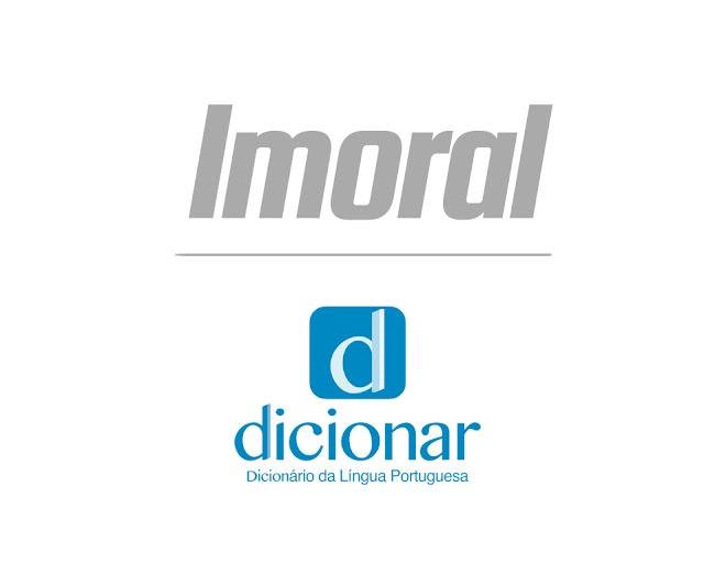 Significado de Imoral