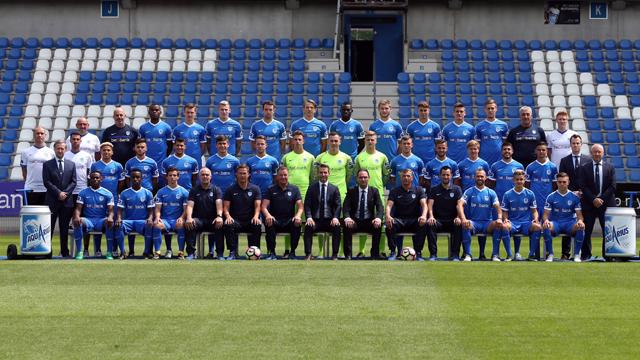 Belçika Ligi Şampiyonları KRC Genk - Kurgu Gücü