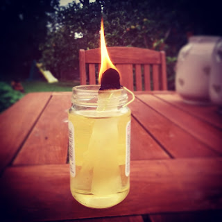 An Emergency Candle. Scientific and educational fun from Science 4 you!
