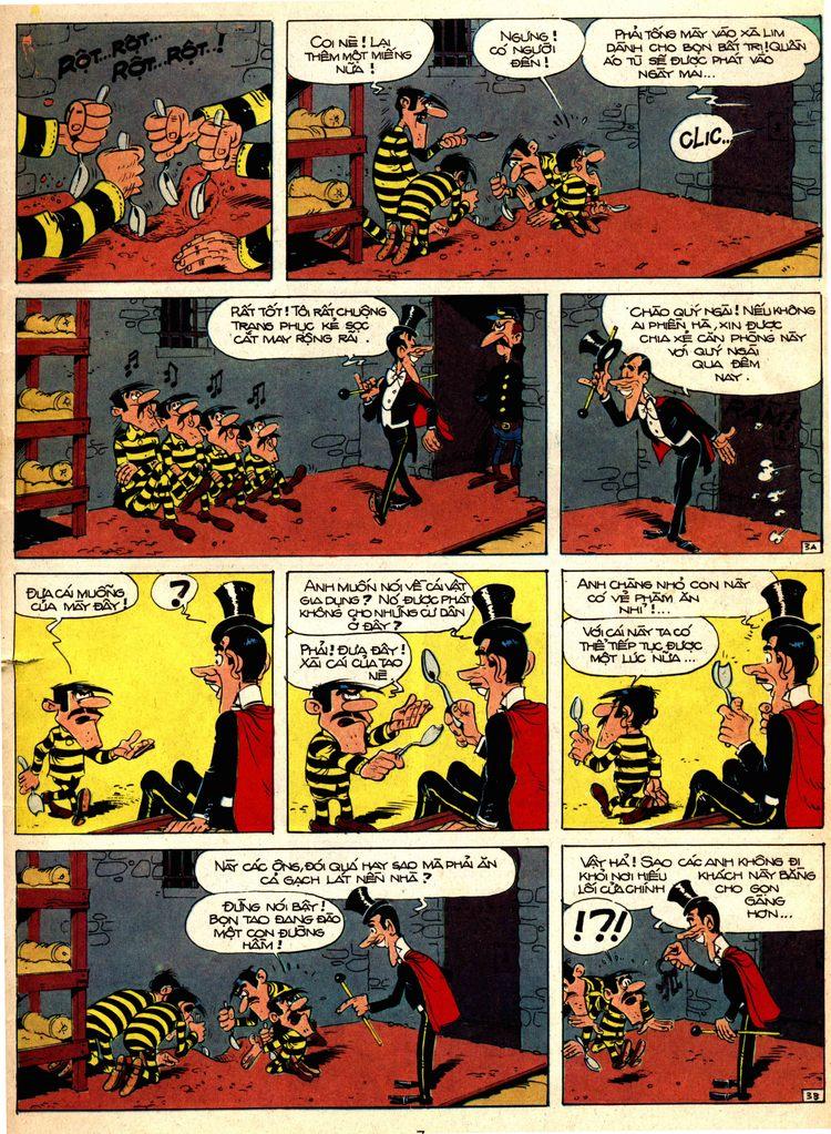 Lucky Luke tap 1 - ban tay nham trang 3
