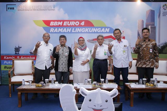 indonesia siap bbm euro 4