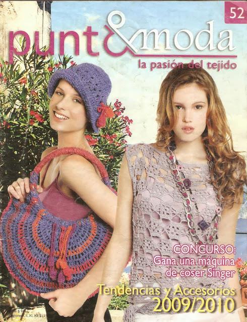 Punto y Moda - Tendencias y Accesorios 2009/2010