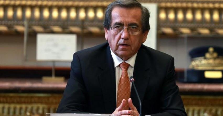 TIEMBLAN LOS POLÍTICOS: Lo que venga del Brasil debe ser debidamente corroborado, sostiene Jorge Del Castillo