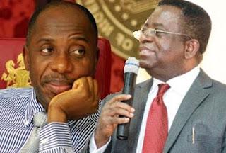 amaechi and justice okoro