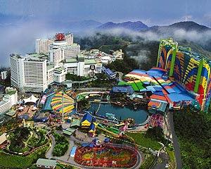 Paket Tour Genting Highland Malaysia